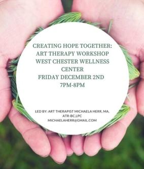 Creating Hope Together Flyer