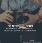 The Art of Series Flyer